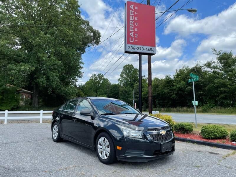 2012 Chevrolet Cruze for sale in Winston Salem, NC