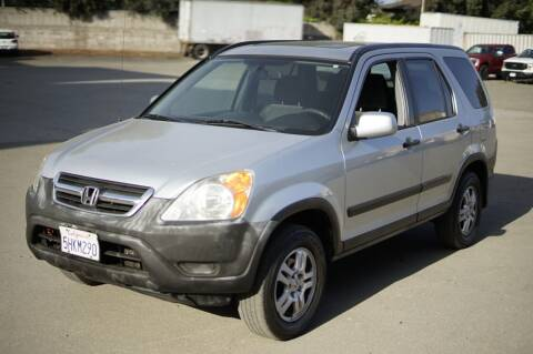 2004 Honda CR-V for sale at Sports Plus Motor Group LLC in Sunnyvale CA