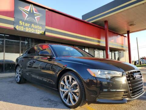 2013 Audi A6 for sale at Star Auto Inc. in Murfreesboro TN