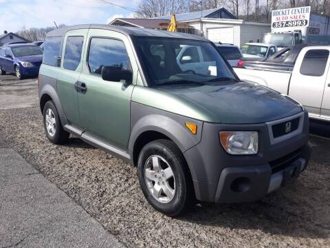 2005 Honda Element for sale at Rocket Center Auto Sales in Mount Carmel TN