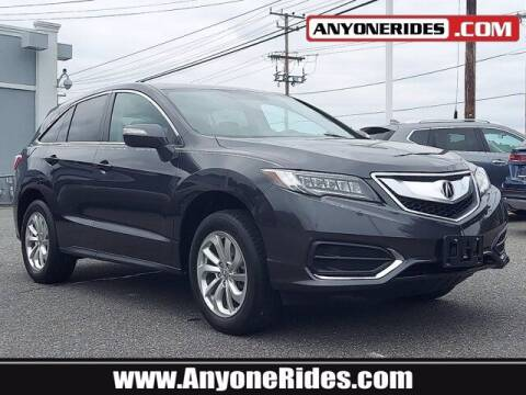 2016 Acura RDX for sale at ANYONERIDES.COM in Kingsville MD