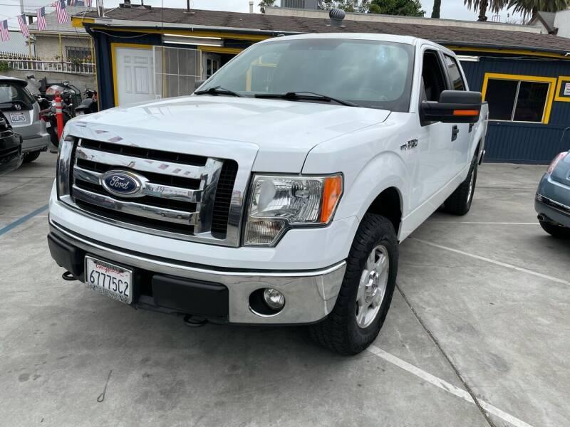 2011 Ford F-150 for sale at FJ Auto Sales North Hollywood in North Hollywood CA