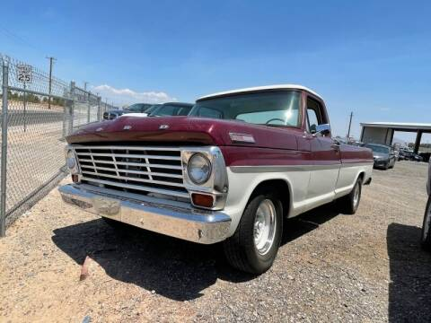1967 Ford F-100 for sale at REVEURO in Las Vegas NV