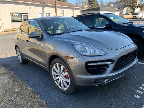 2011 Porsche Cayenne for sale at Harrisburg Auto Center Inc. in Harrisburg PA