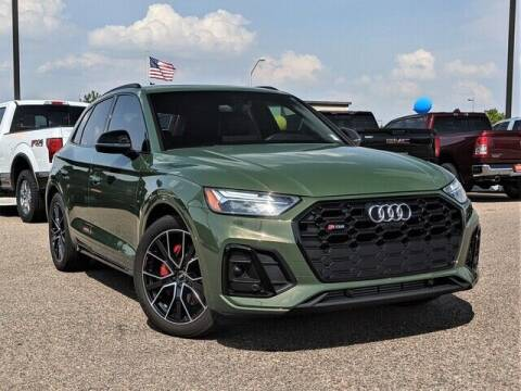 2021 Audi SQ5 for sale at Rocky Mountain Commercial Trucks in Casper WY