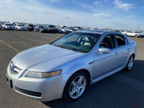 2004 Acura TL for sale at Bluesky Auto in Bound Brook NJ