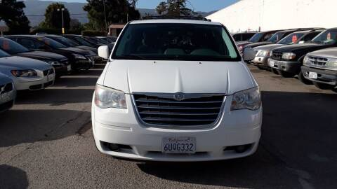 2010 Chrysler Town and Country for sale at Goleta Motors in Goleta CA