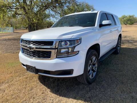 2017 Chevrolet Tahoe for sale at H & H AUTO SALES in San Antonio TX