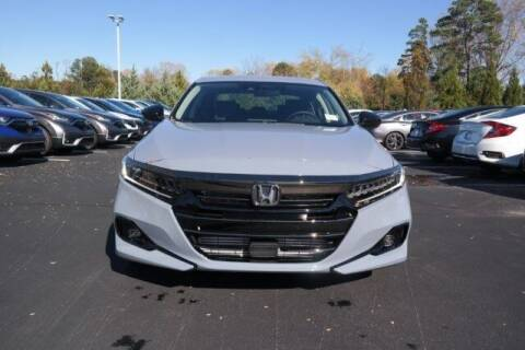 2021 Honda Accord for sale at Southern Auto Solutions - Georgia Car Finder - Southern Auto Solutions - Lou Sobh Honda in Marietta GA