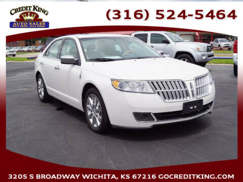 2011 Lincoln MKZ for sale at Credit King Auto Sales in Wichita KS