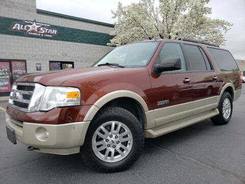 2007 Ford Expedition EL for sale at All-Star Auto Brokers in Layton UT