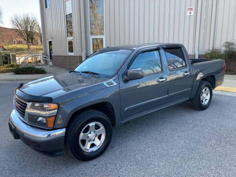 2009 GMC Canyon for sale at AMERICAR INC in Laurel MD