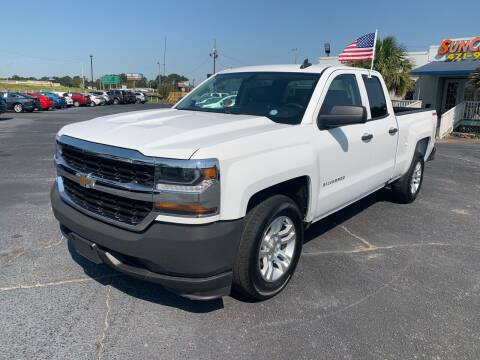 2018 Chevrolet Silverado 1500 for sale at Sun Coast City Auto Sales in Mobile AL