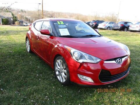 2012 Hyundai Veloster for sale at Euro Asian Cars in Knoxville TN