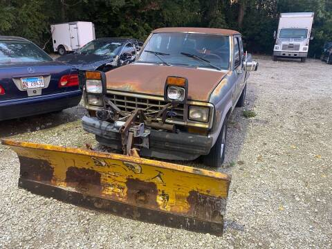 1987 Ford Ranger for sale at Downers Grove Motor Sales in Downers Grove IL