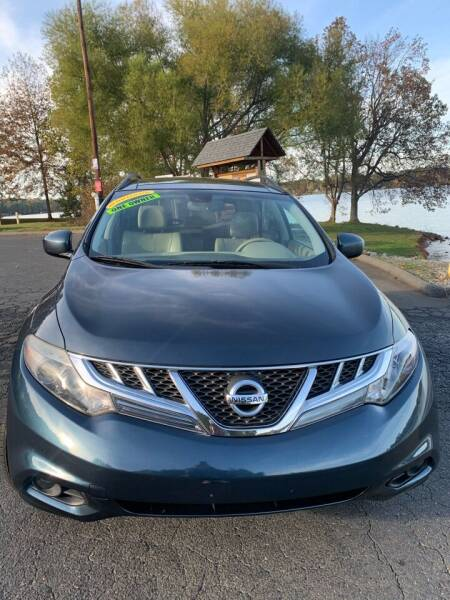 2011 Nissan Murano for sale at Affordable Autos at the Lake in Denver NC