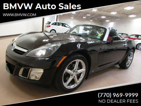 2008 Saturn SKY for sale at BMVW Auto Sales in Union City GA