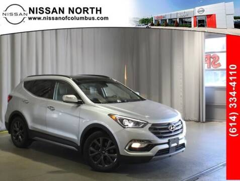 2018 Hyundai Santa Fe Sport for sale at Auto Center of Columbus in Columbus OH