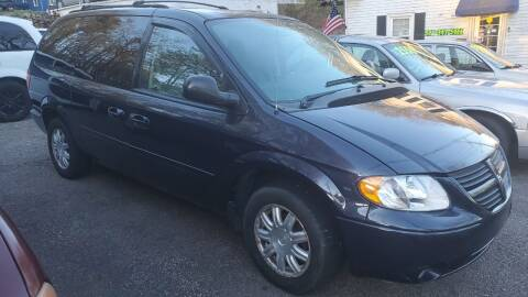 2007 Dodge Grand Caravan for sale at STURBRIDGE CAR SERVICE CO in Sturbridge MA