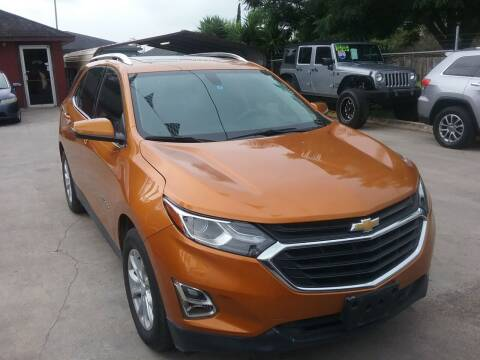 2018 Chevrolet Equinox for sale at Express AutoPlex in Brownsville TX