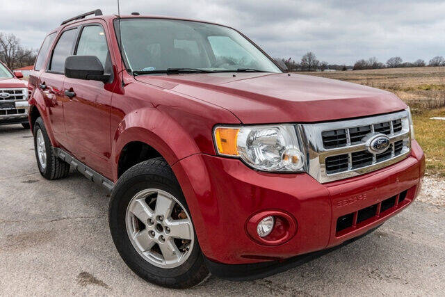 2010 Ford Escape for sale at Fruendly Auto Source in Moscow Mills MO