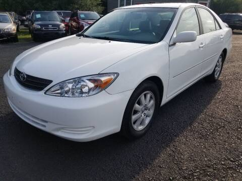 2002 Toyota Camry for sale at Arcia Services LLC in Chittenango NY