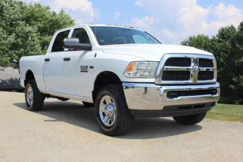 2017 RAM Ram Pickup 2500 for sale at Harrison Auto Sales in Irwin PA