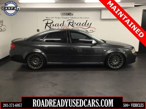 2003 Audi RS 6 for sale at Road Ready Used Cars in Ansonia CT