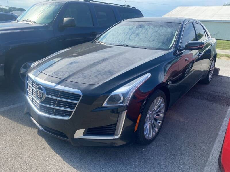 2014 Cadillac CTS for sale at Coast to Coast Imports in Fishers IN
