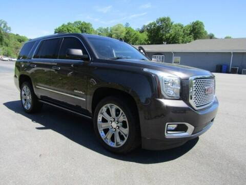 2017 GMC Yukon for sale at Specialty Car Company in North Wilkesboro NC