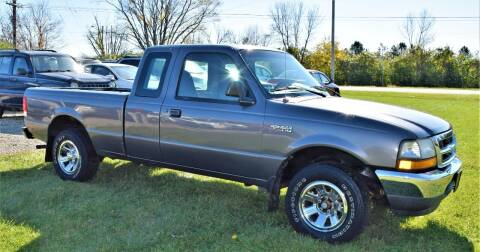 2000 Ford Ranger for sale at PINNACLE ROAD AUTOMOTIVE LLC in Moraine OH