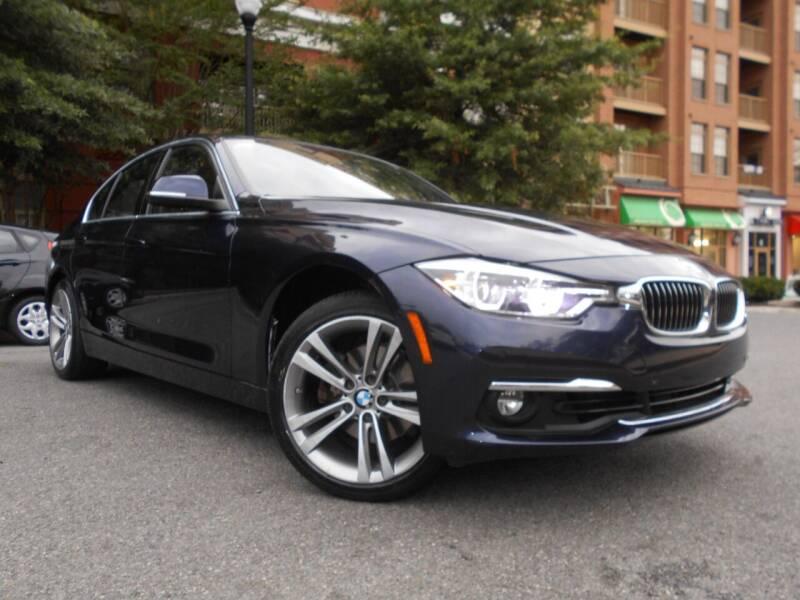 2016 BMW 3 Series for sale at H & R Auto in Arlington VA