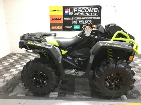 2021 Can-Am Outlander X mr 650 for sale at Lipscomb Powersports in Wichita Falls TX