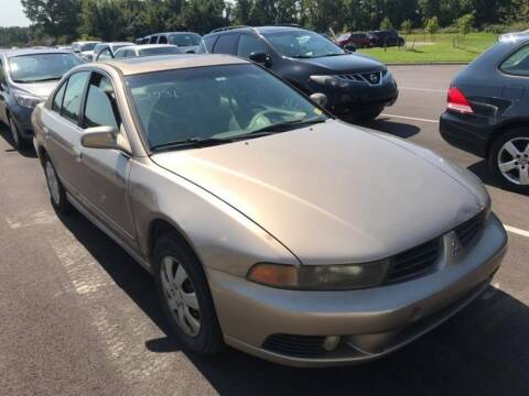 2002 Mitsubishi Galant for sale at D & J AUTO EXCHANGE in Columbus IN