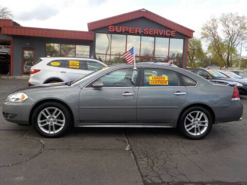 2009 Chevrolet Impala for sale at Super Service Used Cars in Milwaukee WI