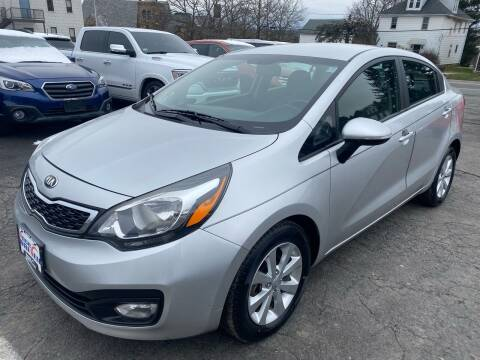 2013 Kia Rio for sale at 1NCE DRIVEN in Easton PA