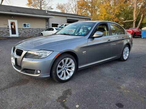 2011 BMW 3 Series for sale at AFFORDABLE IMPORTS in New Hampton NY