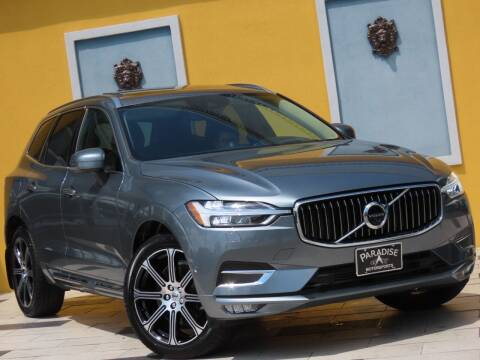 2018 Volvo XC60 for sale at Paradise Motor Sports LLC in Lexington KY