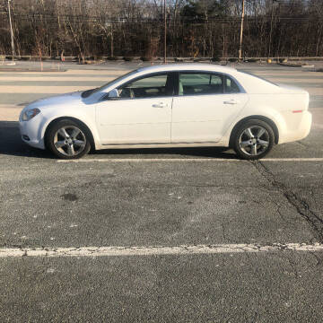 2011 Chevrolet Malibu for sale at Specialty Auto Inc in Hanson MA