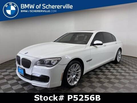 2014 BMW 7 Series for sale at BMW of Schererville in Shererville IN