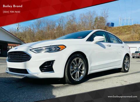 2020 Ford Fusion for sale at Bailey's Pre-Owned Autos in Anmoore WV