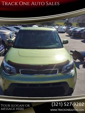 2015 Kia Soul for sale at Track One Auto Sales in Orlando FL