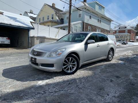 2007 Infiniti G35 for sale at Keystone Auto Center LLC in Allentown PA