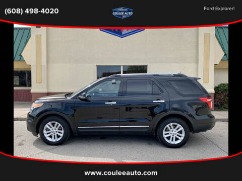 2012 Ford Explorer for sale at Coulee Auto in La Crosse WI