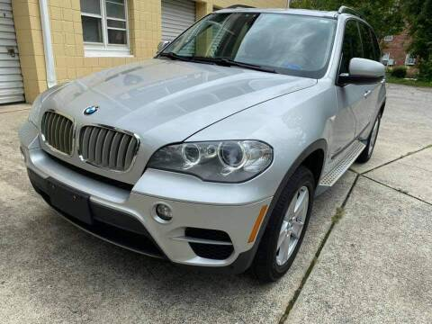 2013 BMW X5 for sale at IMPORT AUTO SOLUTIONS, INC. in Greensboro NC