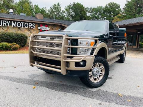 2012 Ford F-350 Super Duty for sale at Classic Luxury Motors in Buford GA