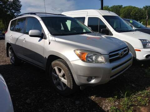 2007 Toyota RAV4 for sale at John's Auto Sales & Service Inc in Waterloo NY