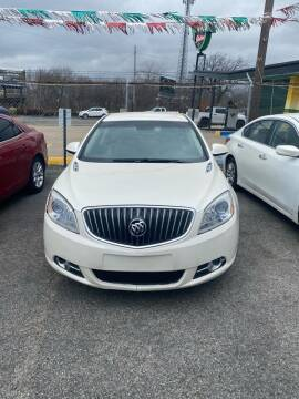 2012 Buick Verano for sale at E-Z Pay Used Cars in McAlester OK