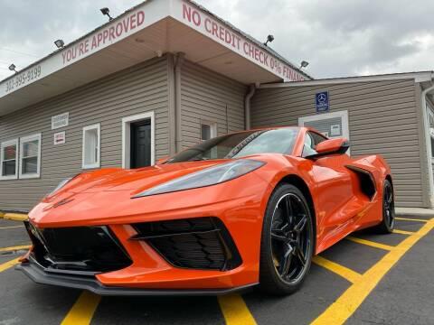 2020 Chevrolet Corvette for sale at WOLF'S ELITE AUTOS in Wilmington DE