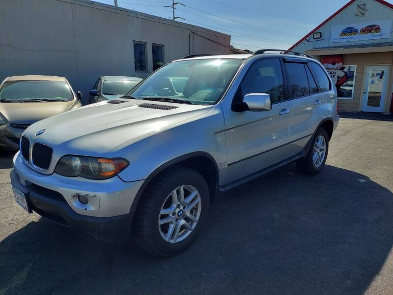 2006 BMW X5 for sale at Rochester Auto Mall in Rochester MN